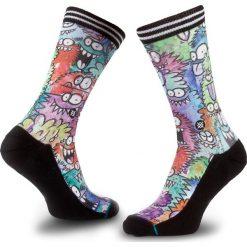 Skarpety Wysokie Unisex STANCE - Monster Party Sub M558C17MON Multi. Czerwone skarpetki męskie marki Happy Socks, z bawełny. Za 89,00 zł.