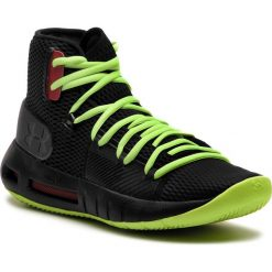 Buty UNDER ARMOUR - Ua Hovr Havoc 3020617-002 Blk. Czarne buty fitness męskie marki Under Armour, z materiału. W wyprzedaży za 369,00 zł.