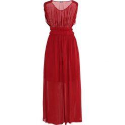 Długie sukienki: Sisley VESTITO Długa sukienka red