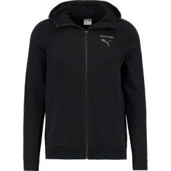 Puma PACE HOODY Bluza rozpinana puma black. Czarne bluzy męskie rozpinane marki Puma, m, z bawełny. W wyprzedaży za 382,85 zł.