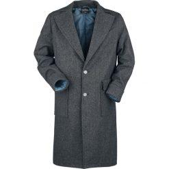Fantastic Beasts Grindelwalds Verbrechen - Newt Płaszcz odcienie szarego. Szare płaszcze na zamek męskie marki Fantastic Beasts, s, z motywem zwierzęcym, retro. Za 489,90 zł.