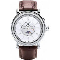 Royal London 41173-01 Zegarek Męska Z Fazami Księżyca. Białe zegarki męskie Royal London. W wyprzedaży za 401,00 zł.