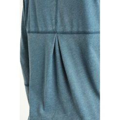 Bluzki damskie: Venice Beach LAURINKA             Bluzka z długim rękawem petrol green