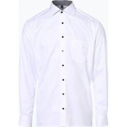 Eterna Modern Fit - Koszula męska niewymagająca prasowania, czarny. Czarne koszule męskie non-iron Eterna Modern Fit, m, z bawełny. Za 249,95 zł.