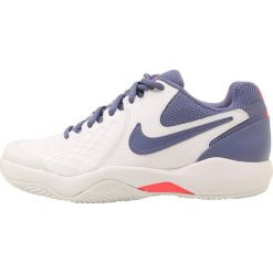 Buty trekkingowe damskie: Nike Performance AIR ZOOM RESISTANCE CLY Obuwie do tenisa Outdoor white/purple slate/racer pink