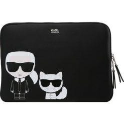 KARL LAGERFELD IKONIK LAPTOP SLEEVE Torba na laptopa black. Czarne torby na laptopa marki KARL LAGERFELD. Za 399,00 zł.