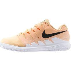 Nike Performance AIR ZOOM VAPOR X CLAY Obuwie do tenisa Outdoor tangerine tint/white. Pomarańczowe buty do tenisu damskie Nike Performance. W wyprzedaży za 382,85 zł.