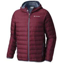 Columbia Kurtka Męska Lake 22 Down Hooded Jacket Red Element Xxl. Czerwone kurtki sportowe męskie Columbia, m, z puchu. Za 569,00 zł.