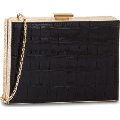 Torebka COCCINELLE - C70 New Box Croco E1 C70 12 17 01 Noir 001. Czarne torebki klasyczne damskie Coccinelle, ze skóry. Za 1649,90 zł.