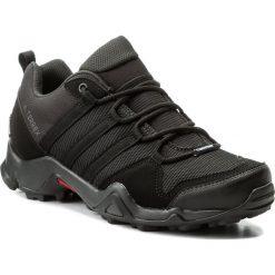 Buty adidas - Terrex Ax2 Cp CM7471 Cblack/Cblack/Cblack. Czarne buty trekkingowe męskie marki Adidas, do piłki nożnej. W wyprzedaży za 299,00 zł.