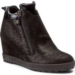 Sneakersy damskie: Sneakersy IMAC - 83360 Black/Black 83360