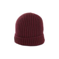 Czapki C.p. Company  MAC174A003321A. Brązowe czapki zimowe męskie C.P. Company. Za 306,93 zł.