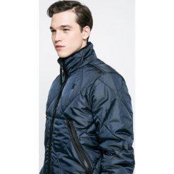 G-Star Raw - Kurtka. Szare kurtki męskie przejściowe marki G-Star RAW, m, z elastanu, retro. W wyprzedaży za 599,90 zł.