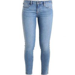 Mavi ADRIANA ANKLE Jeans Skinny Fit galactic silver blocking. Niebieskie rurki damskie Mavi. Za 309,00 zł.