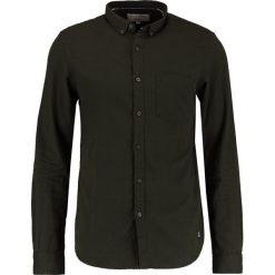 Koszule męskie na spinki: TOM TAILOR DENIM FITTED PICQUÉ Koszula woodland green