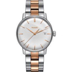 RABAT ZEGAREK RADO COUPOLE. Szare zegarki męskie RADO, ceramiczne. W wyprzedaży za 3660,00 zł.