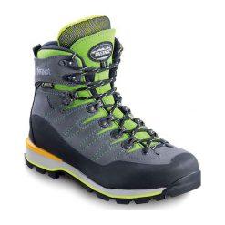 Buty trekkingowe damskie: MEINDL Buty damskie Air Revolution 4.1 Lady szaro-zielone r. 39.5 (3088)