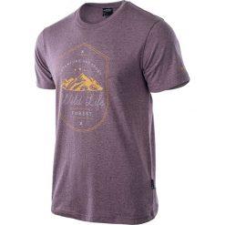 Hi-tec Koszulka męska Wilde Plum Melange r. S. Szare t-shirty męskie Hi-tec, m. Za 33,75 zł.