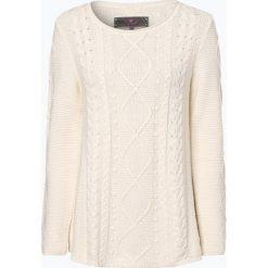 Lieblingsstück - Sweter damski, beżowy. Brązowe swetry klasyczne damskie Lieblingsstück, z dzianiny. Za 449,95 zł.