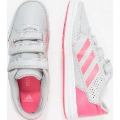 Adidas Performance ALTASPORT Obuwie treningowe grey two/real pink/footwear white. Brązowe buty sportowe dziewczęce marki adidas Performance, z gumy. Za 149,00 zł.