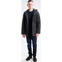 Płaszcze przejściowe męskie: YOURTURN Krótki płaszcz mottled dark grey