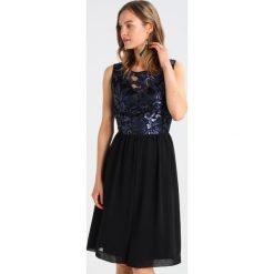 Swing Sukienka koktajlowa dark blue. Niebieskie sukienki koktajlowe marki Swing, z materiału. Za 599,00 zł.