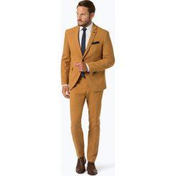 Finshley & Harding London - Garnitur męski, beżowy. Brązowe garnitury Finshley & Harding London. Za 599,95 zł.