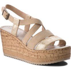Rzymianki damskie: Sandały LASOCKI – H213 Beżowy