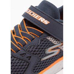 Skechers GO RUN 400 PROXO Tenisówki i Trampki navy/grey. Szare trampki chłopięce marki Skechers, z materiału. Za 169,00 zł.