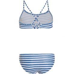 Seafolly STRIPE  Bikini hawaii blue. Niebieskie bikini marki Seafolly. W wyprzedaży za 148,85 zł.
