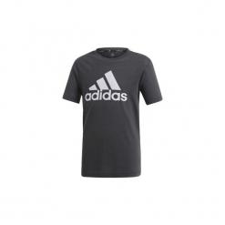 T-shirty z krótkim rękawem Dziecko  adidas  Koszulka Prime. Czarne t-shirty chłopięce z krótkim rękawem Adidas. Za 69,95 zł.