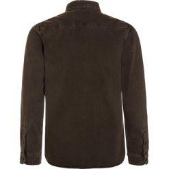Cars Jeans KIDS ROSS Koszula army. Zielone koszule chłopięce Cars Jeans, z bawełny. W wyprzedaży za 135,20 zł.