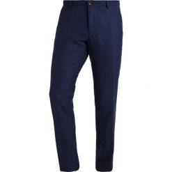 Spodnie męskie: CG – Club of Gents CHAMP Spodnie materiałowe blau mittel
