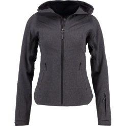 The North Face Kurtka Outdoor dark grey heather. Szare kurtki sportowe damskie marki The North Face, xs, z elastanu. W wyprzedaży za 599,40 zł.