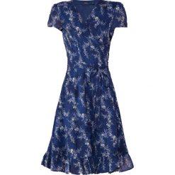 Polo Ralph Lauren GAUZE Sukienka letnia sun fade floral. Czarne sukienki letnie marki Polo Ralph Lauren, polo. Za 1049,00 zł.