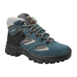 Grisport Octane 13320S8G 38 Niebieskie. Czarne buty trekkingowe damskie marki The North Face. W wyprzedaży za 249,99 zł.