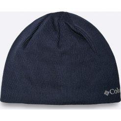Columbia - Czapka Bugaboo. Czarne czapki zimowe damskie Columbia, z dzianiny. W wyprzedaży za 79,90 zł.