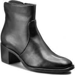 Botki GINO ROSSI - Tesa DBH146-G50-E100-9900-F 99. Szare buty zimowe damskie marki Gino Rossi, z gumy. W wyprzedaży za 289,00 zł.