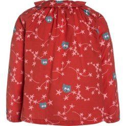 Bluzki dziewczęce: La Queue du Chat DREAM FLOWERS Koszula red
