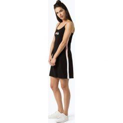 FILA - Sukienka damska, czarny. Czarne sukienki hiszpanki Fila, l, z nadrukiem, sportowe, sportowe. Za 219,95 zł.
