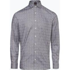 Olymp Level Five - Koszula męska łatwa w prasowaniu, czarny. Czarne koszule męskie non-iron marki Cropp, l. Za 249,95 zł.