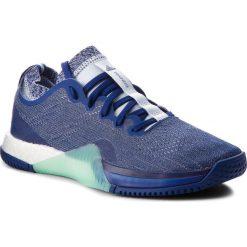 Buty adidas - CrazyTrain Elite W B75770 Mysink/Ftwwht/Aerblu. Szare buty do fitnessu damskie marki KALENJI, z gumy. W wyprzedaży za 419,00 zł.