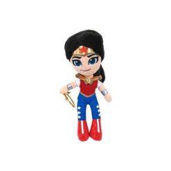 SUPER HERO GIRLS DWH56 Wonder Woman Mini przytulanka 6+. Szare przytulanki i maskotki marki Mattel. W wyprzedaży za 29,99 zł.