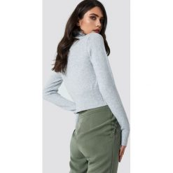Swetry damskie: Cheap Monday Sweter Once - Grey
