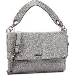 Torebka MONNARI - BAG7980-022 Silver. Szare torebki klasyczne damskie Monnari, ze skóry ekologicznej, bez dodatków. W wyprzedaży za 159,00 zł.