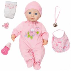 Pajacyki niemowlęce: Zapf Creation Baby Born Annabell Doll 794401