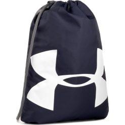 Plecak UNDER ARMOUR - Ua Ozsee 1240539-410 Mdn/Gph/Wht. Niebieskie plecaki męskie Under Armour, z materiału, sportowe. Za 69,95 zł.