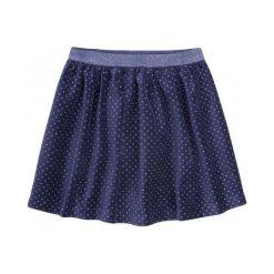 Spódniczki dziewczęce z falbankami: Welurowa spódnica dla dziewczynki 9-13 lat