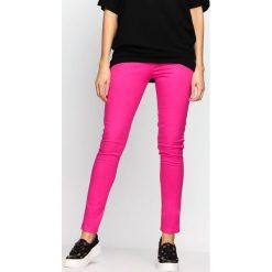 Spodnie damskie: Fuksjowe Spodnie Imagery
