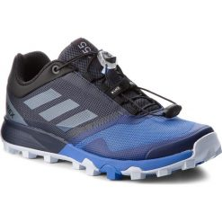 Buty adidas - Terrex Trailmaker W AC7920 Legink/Tecink/Hirblu. Czarne buty do biegania damskie marki Adidas, z kauczuku. W wyprzedaży za 349,00 zł.